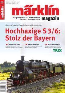 Märklin Magazin - Oktober-November 2019