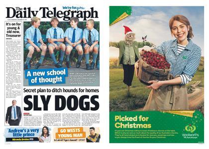 The Daily Telegraph (Sydney) – November 20, 2019