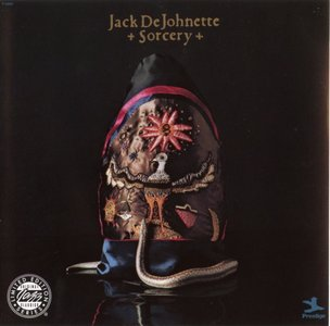 Jack DeJohnette - Sorcery (1974) {Prestige OJC 1838}
