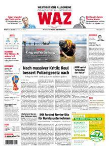 WAZ Westdeutsche Allgemeine Zeitung Oberhausen-Sterkrade - 20. Juni 2018