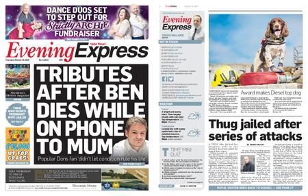 Evening Express – October 10, 2019