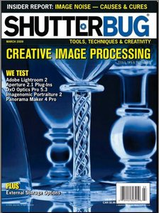 ShutterBug Magazine - March 2009
