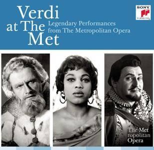VA - Verdi at the Met: Legendary Performances from the Metropolitan Opera (2013) (20 CD Box Set)