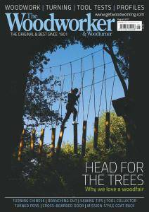 The Woodworker & Woodturner - August 2017