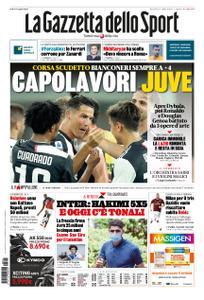 La Gazzetta dello Sport Roma – 01 luglio 2020