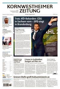 Kornwestheimer Zeitung - 02. September 2019