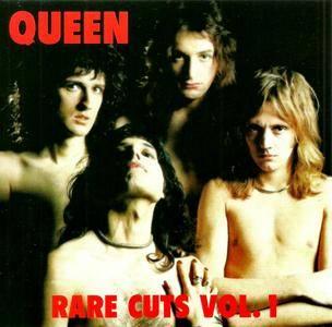 Queen - Rare Cuts Vol. 1 (2011) {Remastered, Japan}