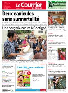 Le Courrier de l'Ouest Nord Anjou – 10 août 2019