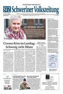 Schweriner Volkszeitung Hagenower Kreisblatt - 13. Mai 2020