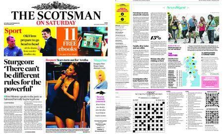 The Scotsman – September 01, 2018