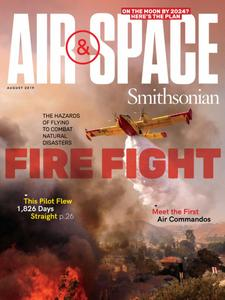 Air & Space Smithsonian – August 2019