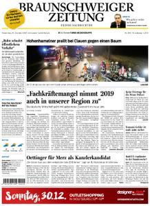 Peiner Nachrichten - 27. Dezember 2018