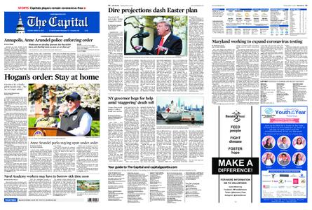The Capital – March 31, 2020