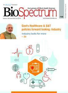 Bio Spectrum - June 2018