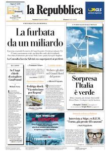 la Repubblica – 21 giugno 2019