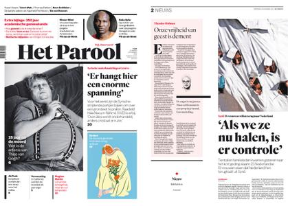 Het Parool – 02 november 2019
