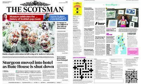 The Scotsman – October 24, 2017