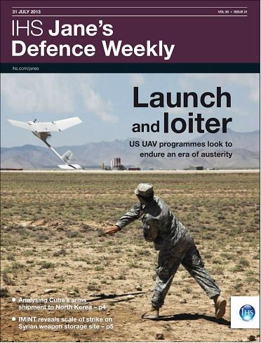 Jane's Defence Weekly Magazine July 31, 2013