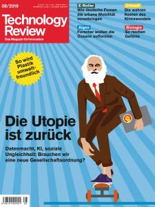 Technology Review - August 2019
