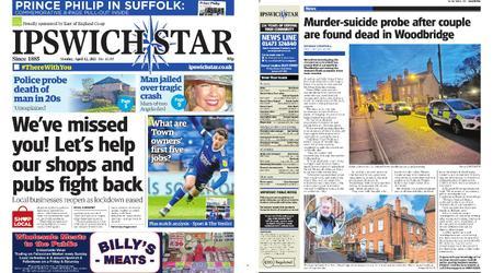 Ipswich Star – April 12, 2021
