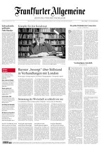 Frankfurter Allgemeine Zeitung - 25 April 2020