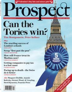 Prospect Magazine - February 2015