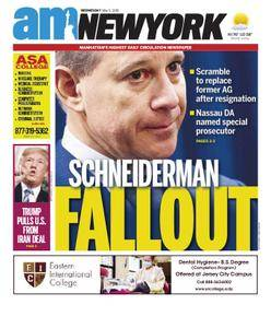 AM New York - May 09, 2018