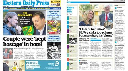 Eastern Daily Press – September 24, 2019