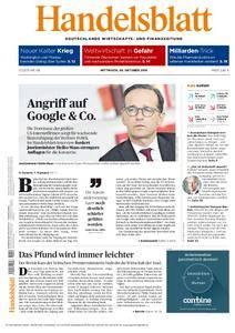 Handelsblatt - 05. Oktober 2016