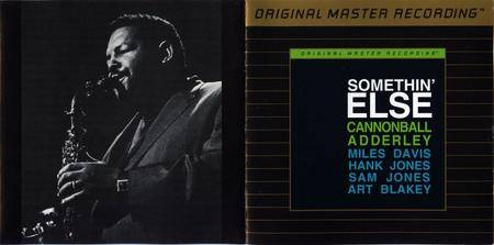 Cannonball Adderley - Somethin' Else (1958) Re-up