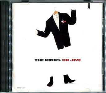 The Kinks - UK Jive (1989)