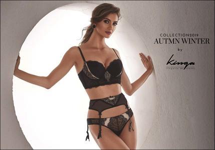 Kinga - Lingerie Autumn Winter Collection Catalog 2019-2020