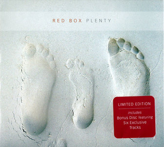 Red Box - Plenty (2010) 2CD Limited Edition