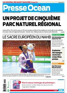 Presse Océan Saint Nazaire Presqu'île – 10 mai 2021