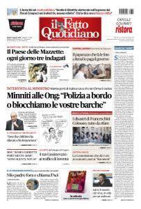 Il Fatto Quotidiano - 5 Agosto 2017