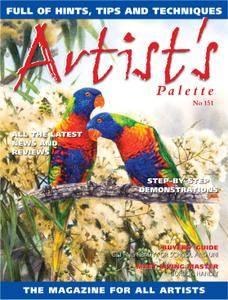 Artists Palette - February 2017