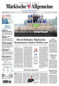 Märkische Allgemeine Zossener Rundschau - 26. März 2018