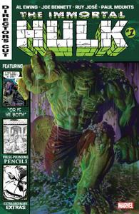 Immortal Hulk Directors Cut 001 2019 Digital Zone