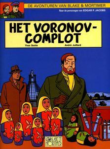 Blake En Mortimer - 14 - Het Voronov Complot