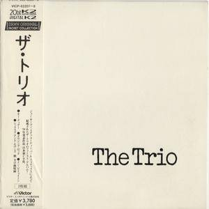 John Surman, Stu Martin, Barre Phillips - The Trio (1970) {2CD Victor-Dawn Records, Mini LP 20bitK2, VICP-62207~8}