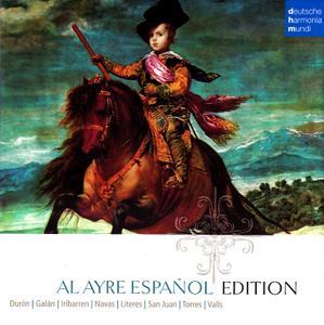 Al Ayre Español Edition [8CDs] (2012)