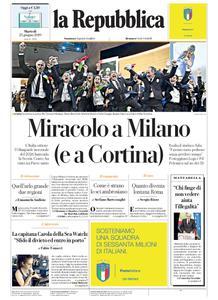 la Repubblica – 25 giugno 2019