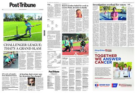 Post-Tribune – October 15, 2019