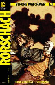 Before Watchmen - Rorschach 04 of 4 2012