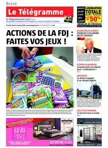 Le Télégramme Brest – 05 novembre 2019