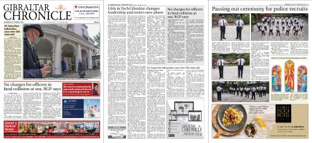 Gibraltar Chronicle – 20 March 2021