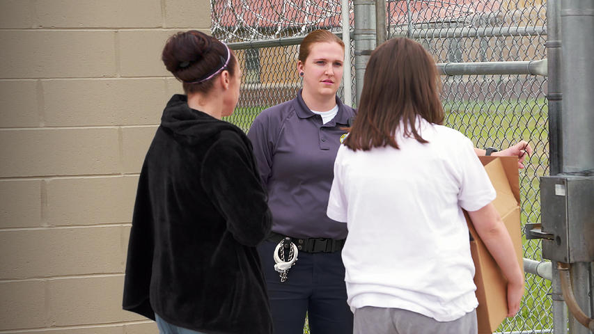 Girls Incarcerated (2018)