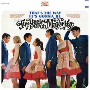 The Back Porch Majority - That's The Way It's Gonna Be (1966/2016) [Official Digital Download 24-bit/192kHz]
