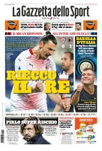 La Gazzetta dello Sport Sicilia – 19 gennaio 2021