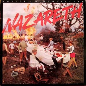 Nazareth - Malice In Wonderland (1980) [LP,DSD128]